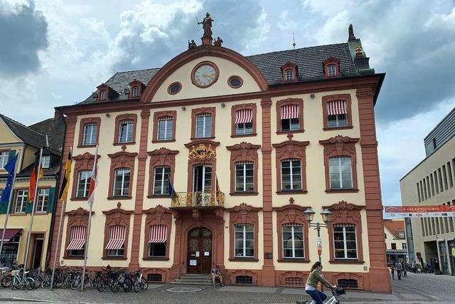 Offenburg schätzt den künftigen Darlehensbedarf auf 26 Millionen Euro
