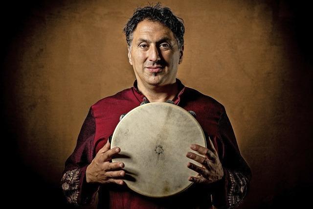 Murat Coskun mit Soloprogramm