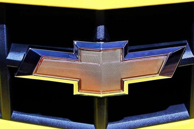 Autoliebhaber klauen in Nonnenweier einen Camaro-Chevrolet