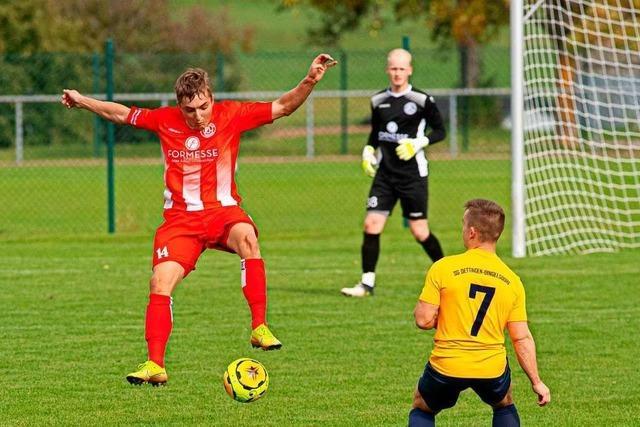 FC Löffingen spielt