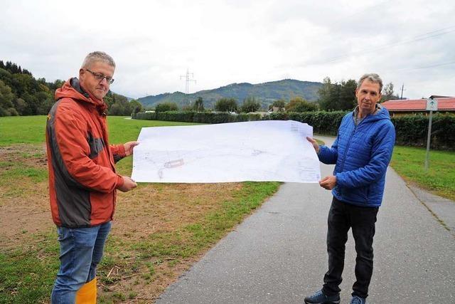 Schopfheims Regenwasser fließt bald überall sauber in den Fluss zurück