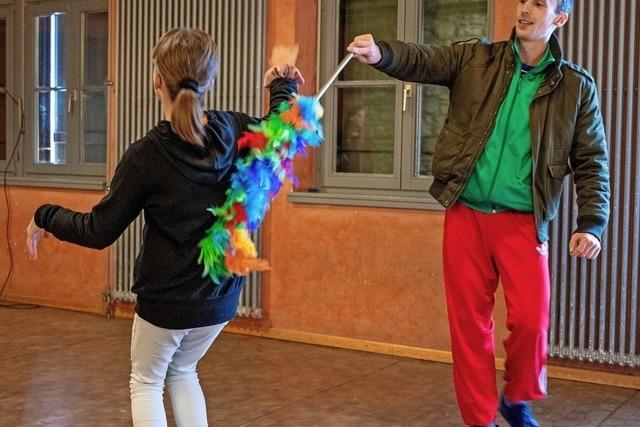 Projekt tanzt in den ländlichen Raum