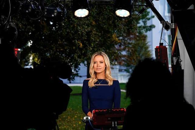 Sprecherin des Weißen Hauses positiv auf Coronavirus getestet