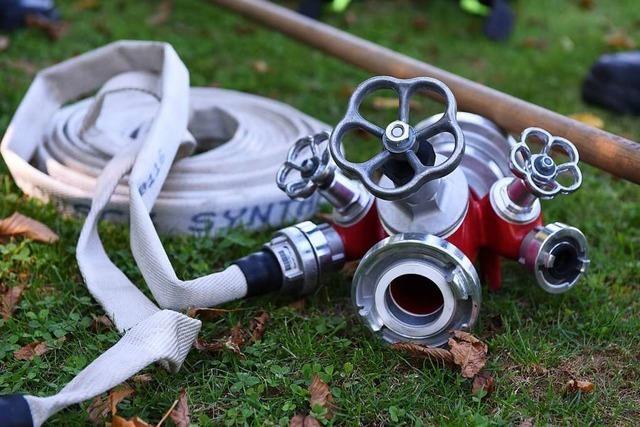 Feuerwehren im Dreisamtal wollen enger zusammenarbeiten