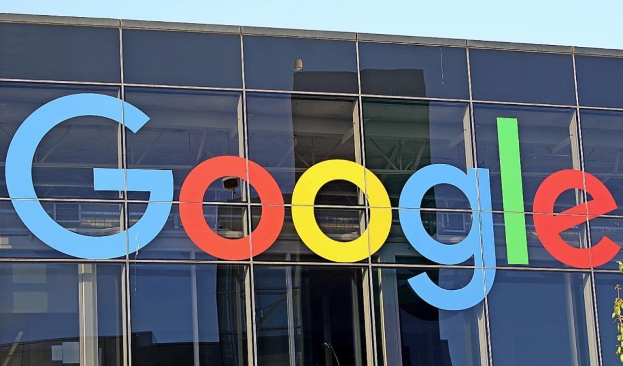 Google-Firmensitz in Mountain View, Kalifornien  | Foto: Christoph Dernbach (dpa)