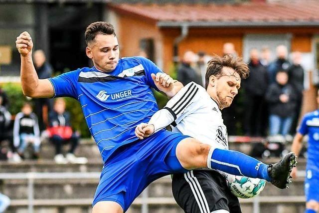 Favoriten FC Steinen-Höllstein und FC Hauingen kommen nicht ins Rollen