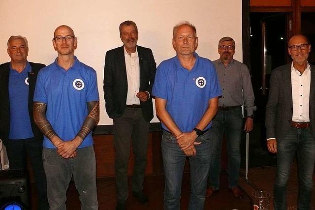 Doppelwechsel an der Spitze des Polizei-Sportvereins Freiburg