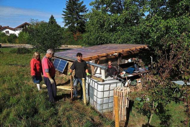 In Müllheim ist ein Garten für Jedermann und -frau entstanden