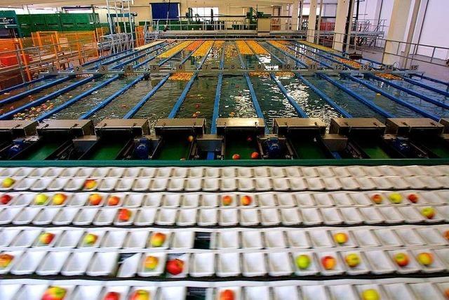 Der Obstgroßmarkt schließt drei Standorte