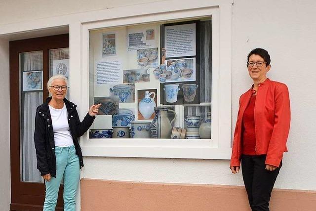 Das Rheinfelder Dinkelbergmuseum stellt nun im Schaufenster aus