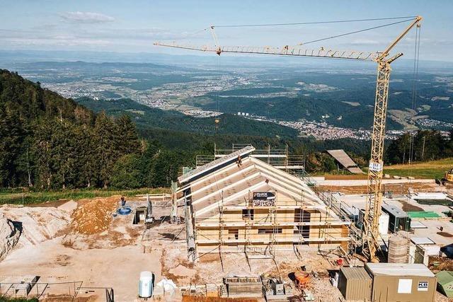Das neue Kandelhotel soll im Frühjahr 2021 öffnen