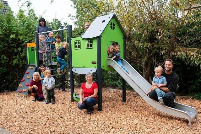 Frauenverein Feldberg unterstützt Kindergarten mit Spende