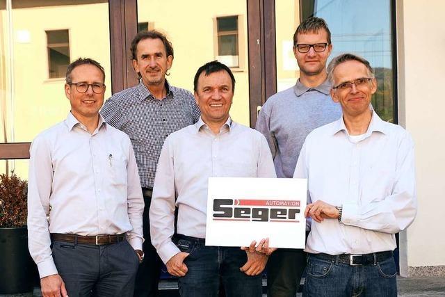 31 Arbeitsplätze gesichert – Seger Elektro übernimmt Automation von Benninger