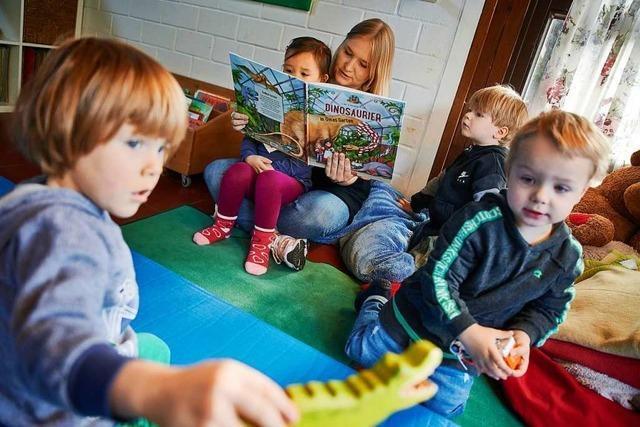 Im Kindergarten Obersäckingen gibt es nur noch eine Erzieherin pro Gruppe