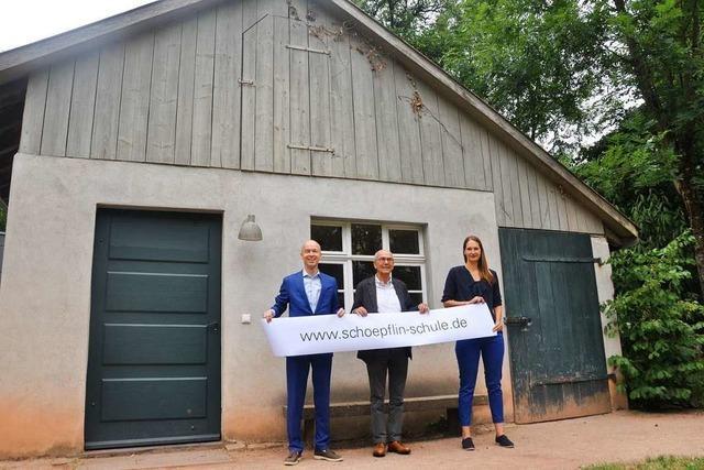 Schöpflin-Stiftung hat den Bauantrag für die Grundschule eingereicht