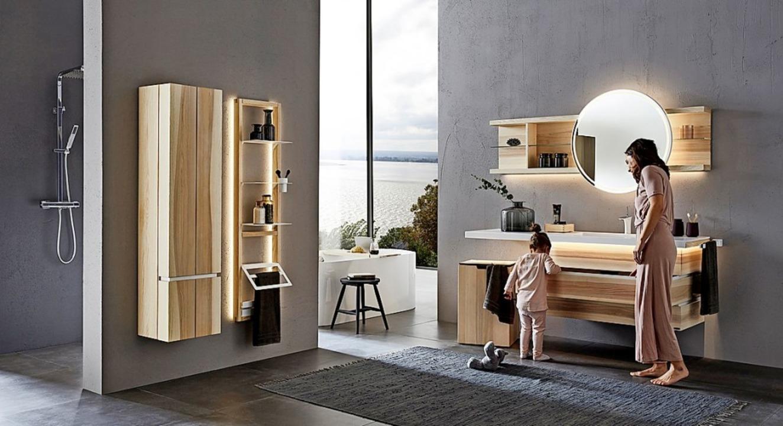 Verleiht Möbeln Individualität: die Maserung der Esche  | Foto: IPM/Thielenmeyer