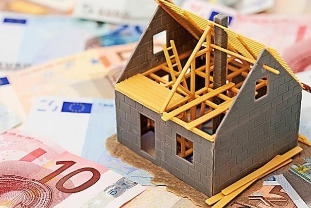 Bausparen lohnt