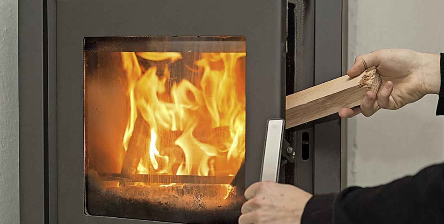 Feuer an für heimische Brennstoffe  | Foto: Silas Stein (dpa)