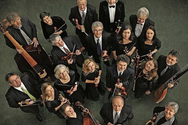 Barockorchester im Fridolinsmünster