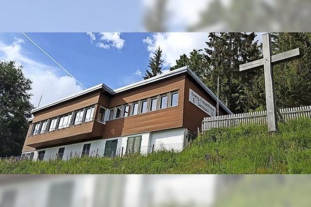 Freizeithaus Gersbach ist in Vereinshand