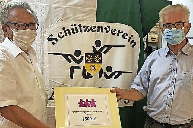 Bürgerverein Zell im Einsatz
