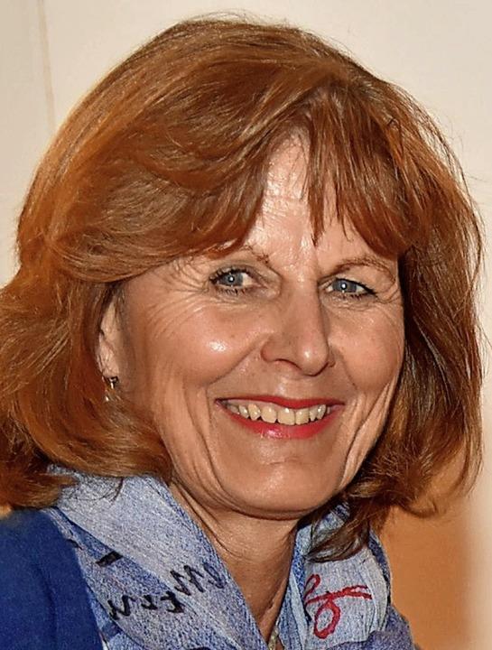 Ursula Simon-Fahrner  | Foto: Andrea Steinhart