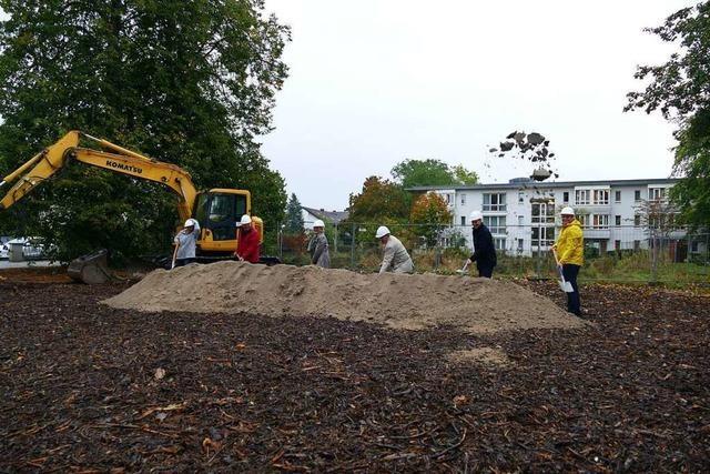 In Rheinfelden entstehen 40 neue Wohnungen am Park