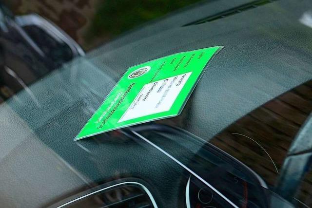 Freiburger Anwohnerparkplätze sollen teurer werden