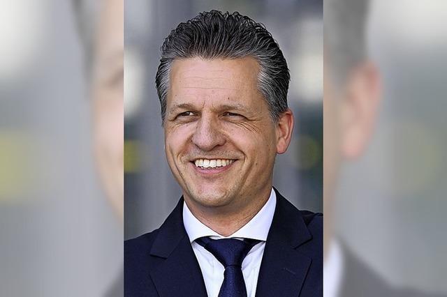 Thorsten Frei bei der CDU