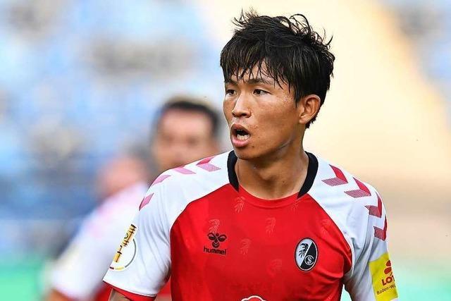 Wooyeong Jeong ist stark genug für die große Bühne beim SC Freiburg