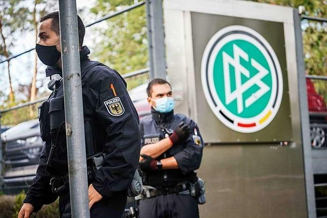 Durchsuchungen beim DFB wegen Verdacht auf Steuerhinterziehung