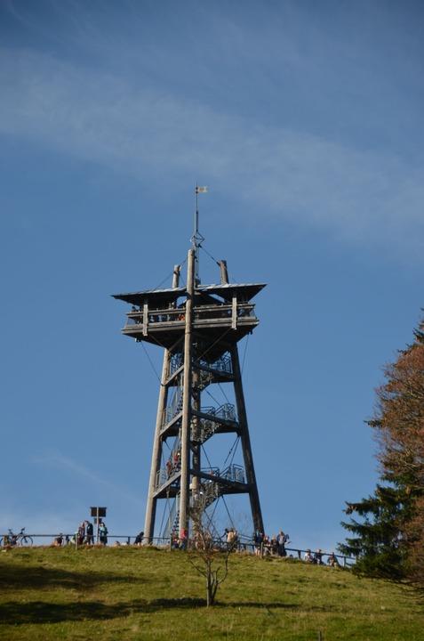 31  Meter hoch: der Keidel-Turm  | Foto: Anita Fertl