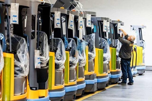 Ausbildung im Maschinenbau weiter topp