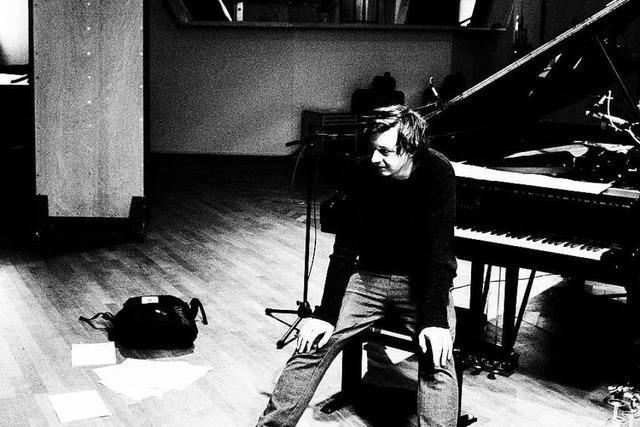 Zwei Star-Pianisten – allein zu Haus