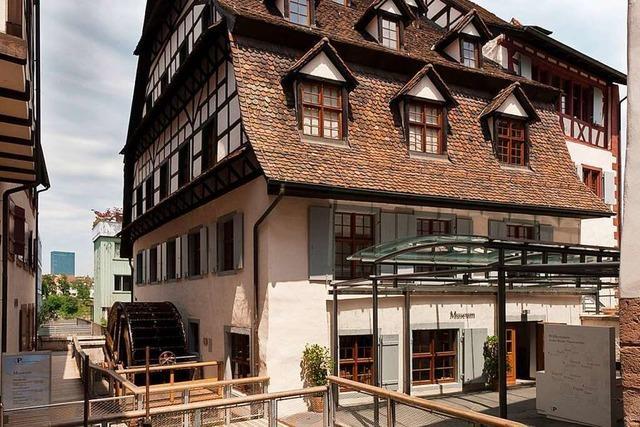 Die Basler Papiermühle ist ein gutes Mitmachmuseum