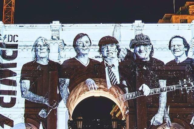 Neues AC/DC-Album erscheint am 13. November