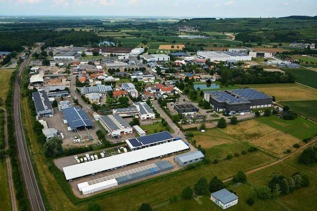 Glasfasernetz in Malterdingen: