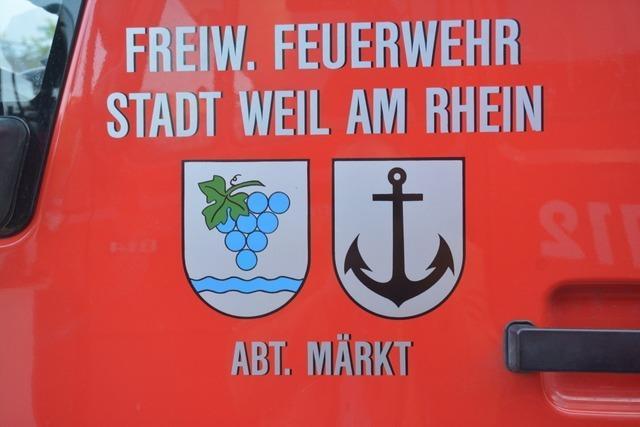 Steht die Feuerwehrabteilung Märkt vor der Auflösung?