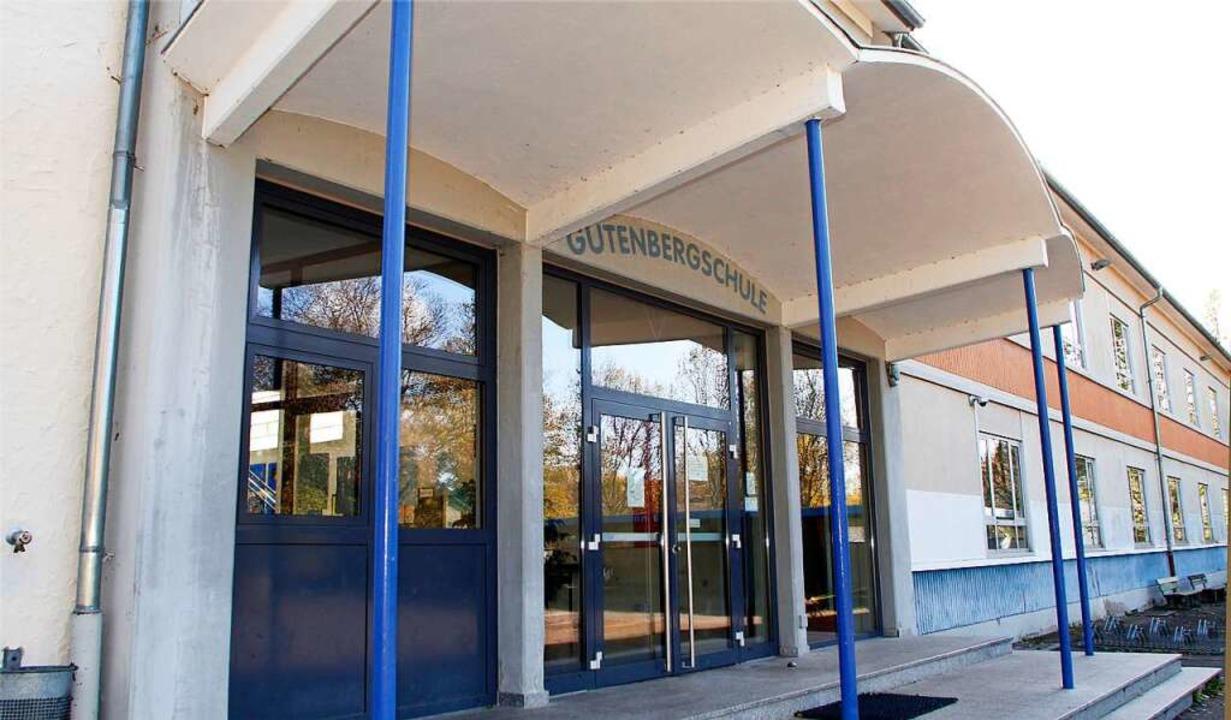 Die Gutenbergschule  | Foto: Heidi Foessel