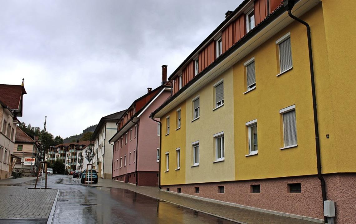 In der Schönenstraße in Todtnau setzt ...n die Preise  im unteren Preissegment.    Foto: Manuel Hunn