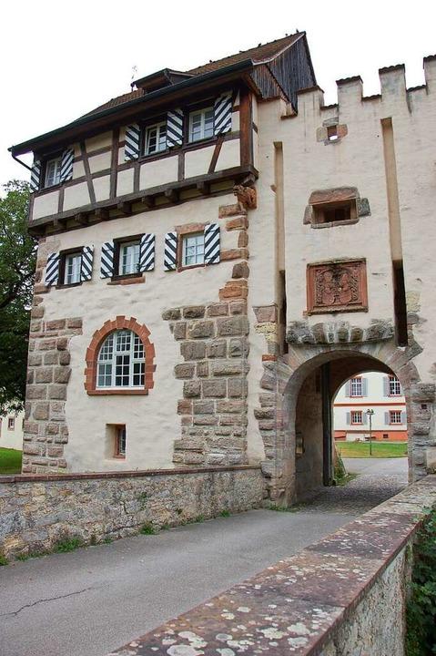 Schloss Beuggen am Rhein  | Foto: Franz Schmider