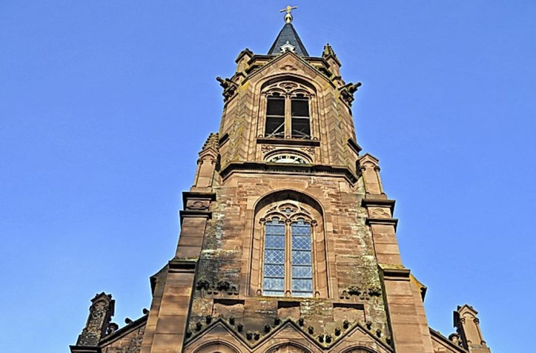 In der Stadtkirche darf wieder gesungen werden.   | Foto: Nicolai Kapitz