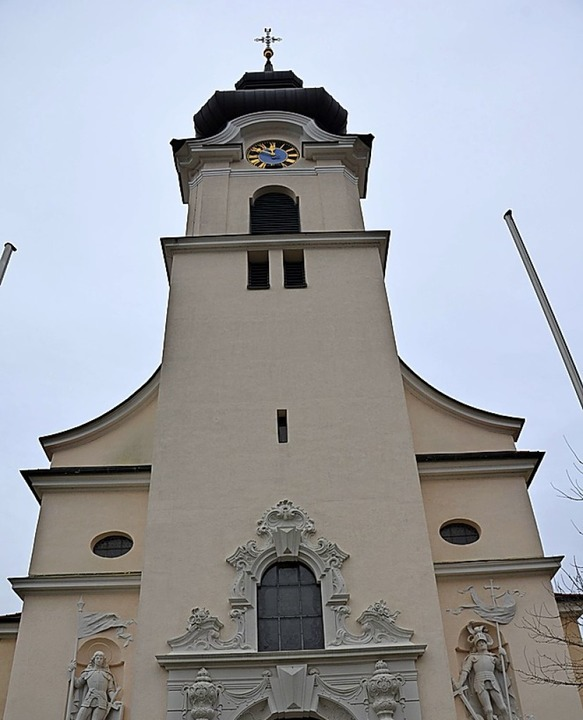 Die Kirche in Friesenheim ist Ziel eines Geschichtsrundgangs.  | Foto: Hannah Fedricks Zelaya