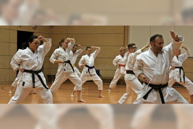 Training leidet unter Corona-Pandemie
