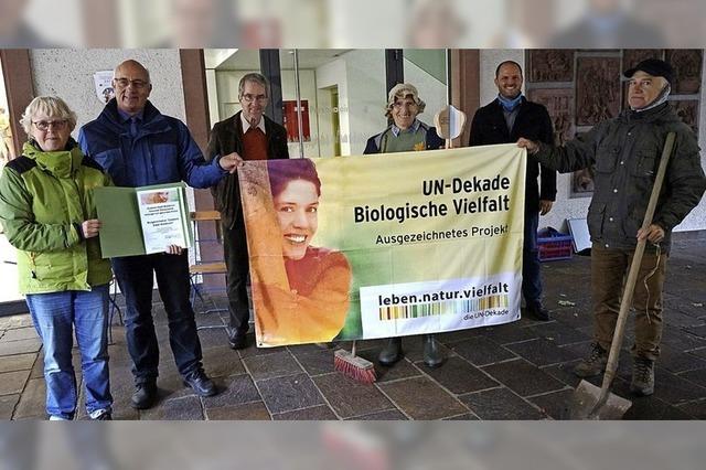 Bürgerinitiative erhält Auszeichnung der UN