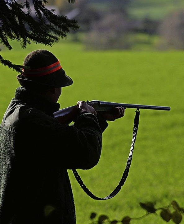 Nicht nur Jäger sind Jagdgenossen.    Foto: Felix Kästle
