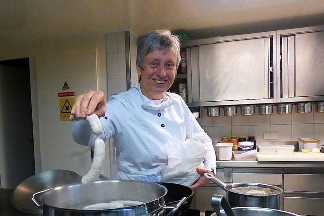 Helga Fliegauf verlässt nach fast 25 Jahren den Kohlerhof in Ehrenkirchen