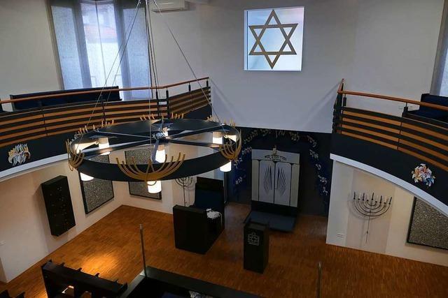 Sicherheit der Synagoge in Lörrach muss schnell verbessert werden