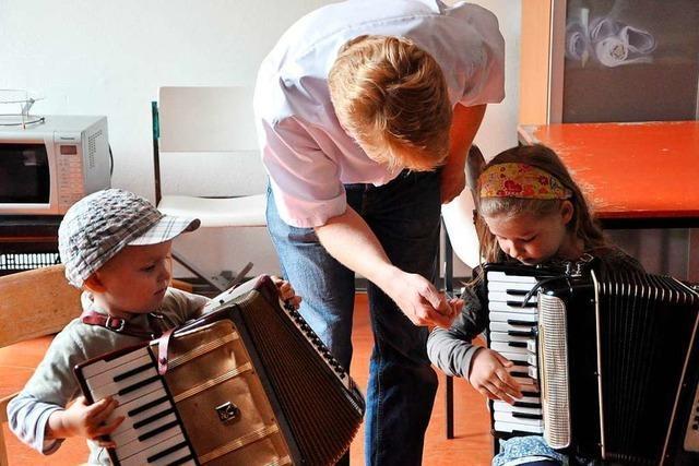 Fast die Hälfte der Freiburger Musikschüler hat keinen Unterricht