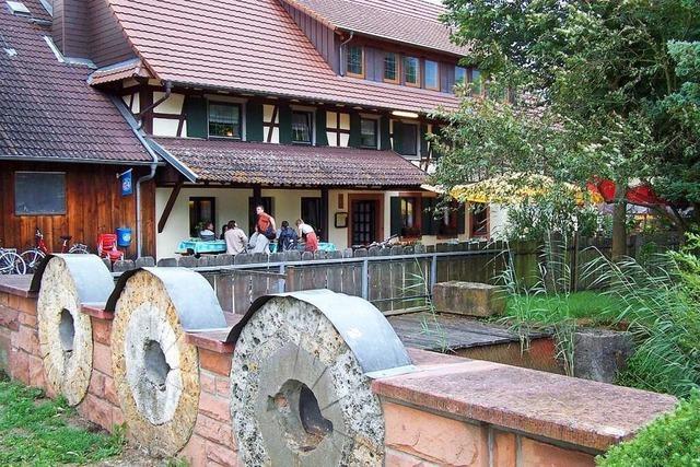 In der Schutterzeller Mühle in Neuried heißt es jetzt Mahlzeit